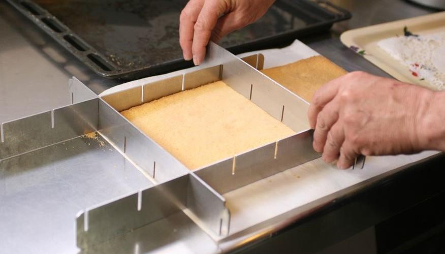 Moule à pâtisserie pour les professionnels ( cadre transformeur )